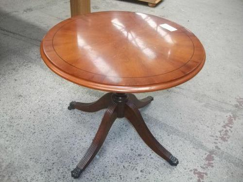 Small Lamp Table on Splayed Legs (1 of 3)