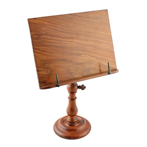 Victorian Walnut Book Stand or Lectern (1 of 8)