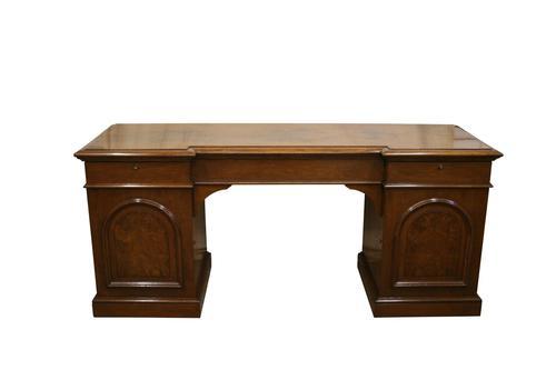 Victorian Oak Breakfront Sideboard (1 of 7)