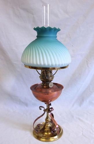 Antique Miniature Oil Lamp (1 of 9)