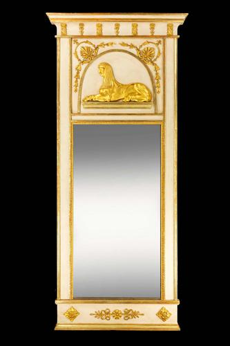Early 19th Century North European Mirror (1 of 5)