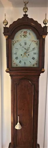 Eight Day Georgian Longcase Clock (1 of 12)
