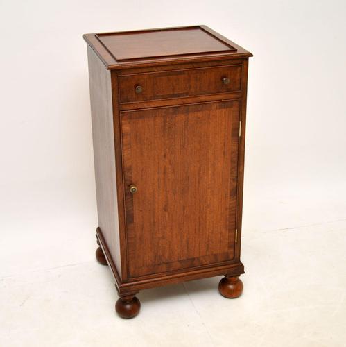 Antique Georgian Mahogany Cabinet (1 of 9)