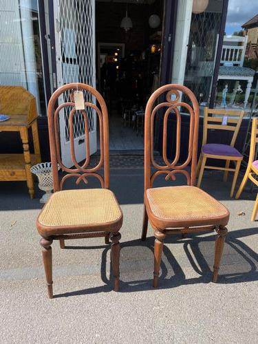 Pair of Thonet Chairs (1 of 6)