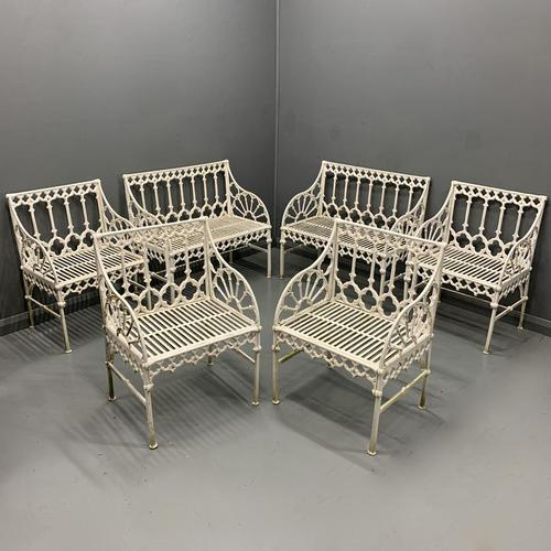 Vintage Garden Chairs & Benches (1 of 10)