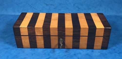 William IV Apple & Rosewood Glove Box (1 of 9)