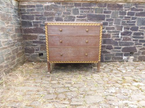Limed Oak  Chest of Drawers (1 of 14)