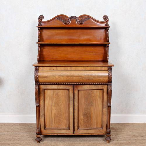 Chiffonier Cabinet 19th Century (1 of 13)