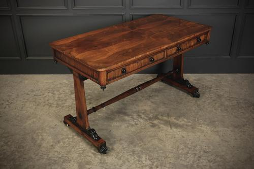 Rosewood Library Desk (1 of 16)