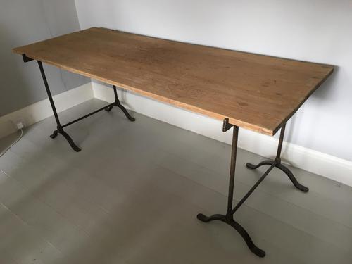 WW1 TRESTLE TABLE (1 of 8)