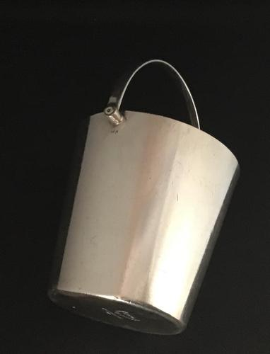 Mappin and Webb Silver Plate Ice Bucket P and O Cruise Line (1 of 11)