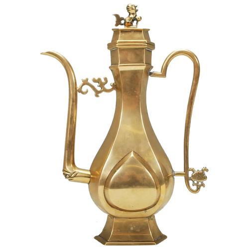19th Century Bronze Chinese Teapot Kuang-hsu Guangxu Qing (1 of 23)