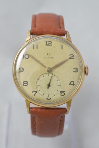 1944 Omega 'Jumbo' Wristwatch (1 of 5)