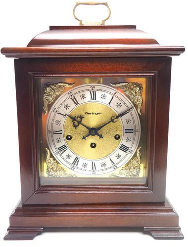 Kieninger Mantel Clock 8 Day Westminster Chime Mantle Clock (1 of 12)