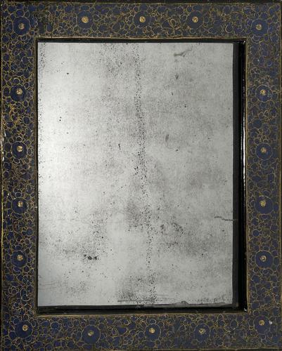 Kashmiri Framed Mirror (1 of 4)