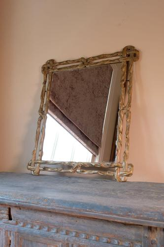 Late 19th Century Giltwood Mirror (1 of 19)