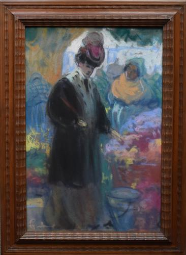 Louis Fortuney Pastel (1 of 6)