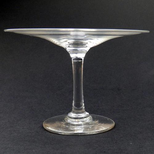 Rare Georgian Glass Patch Stand Late 18th / Early 19th Century (1 of 6)