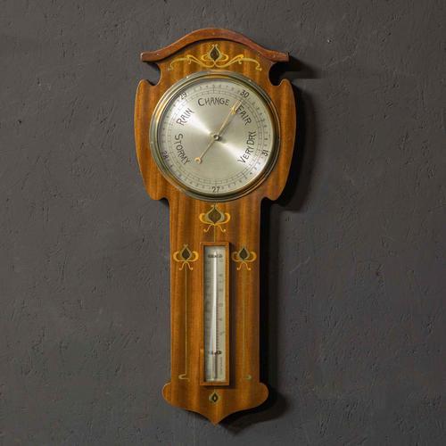 Art Nouveau Barometer (1 of 7)