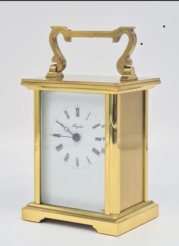 Angelus Carriage Clock 1889 (1 of 3)