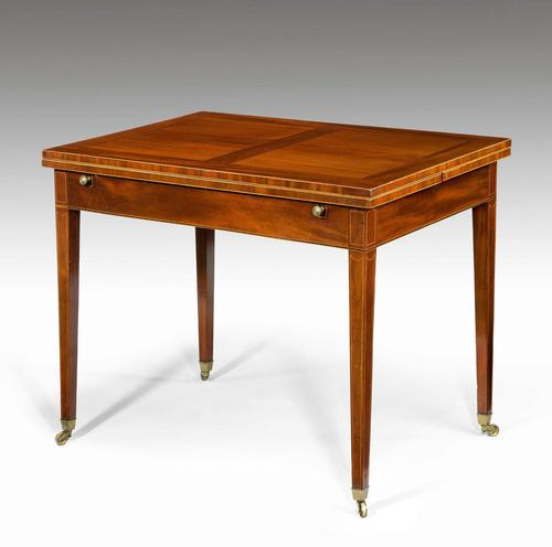 George III Period Extending Universal Table (1 of 3)
