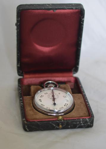 Rare Jaques Inking Stopwatch (1 of 4)