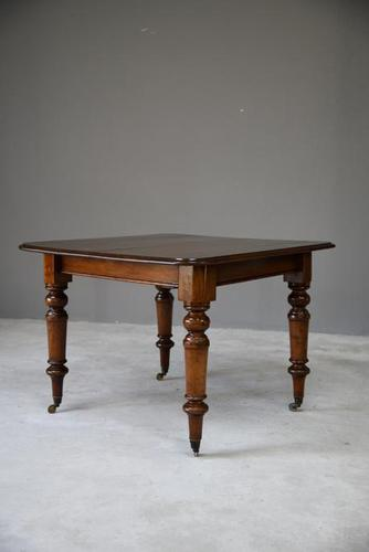 Antique Wind Out Dining Table (1 of 10)