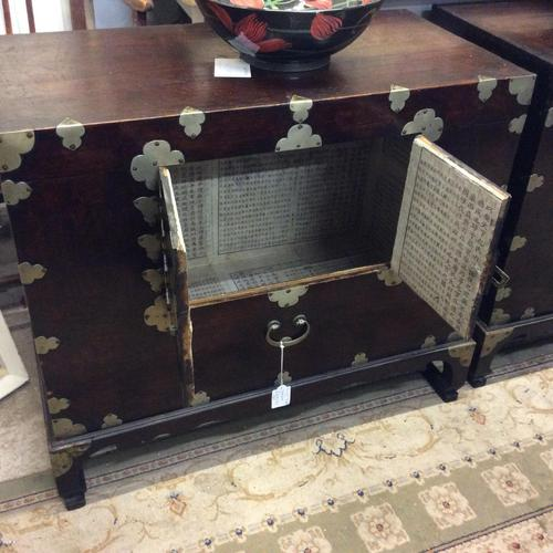 Pair of Chinese Cabinets X 2 (1 of 4)
