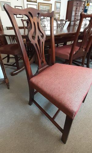 Georgian Style Chairs (1 of 5)