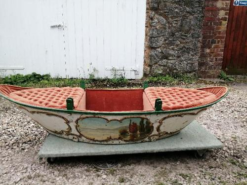 Early 20th Century Fairground Swing Boat (1 of 14)