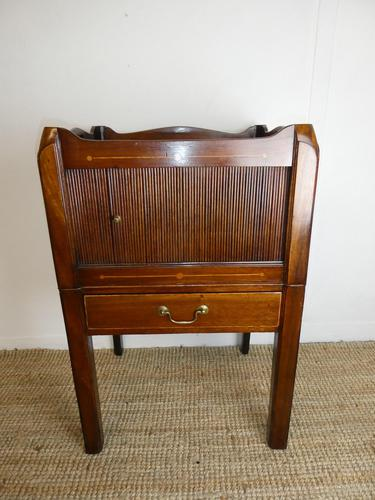 Scottish 18th Century Bedside Cupboard (1 of 9)