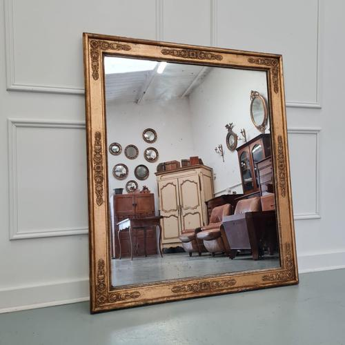 Antique French Empire Mirror c.1820 (1 of 6)