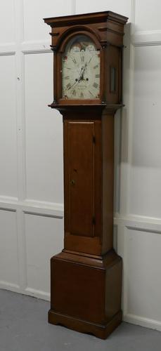 George III Country Oak Longcase Clock by John Edwards of Norwich (1 of 13)