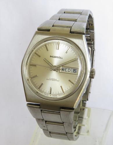 Gents Ingersoll Wrist Watch c.1970 (1 of 4)