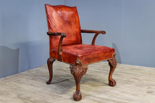 Victorian Desk Chair (1 of 9)