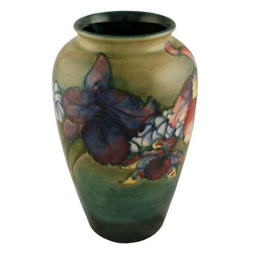 William Moorcroft Pottery Vase (1 of 7)