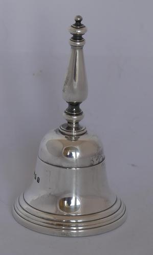 Silver Table Bell (1 of 6)