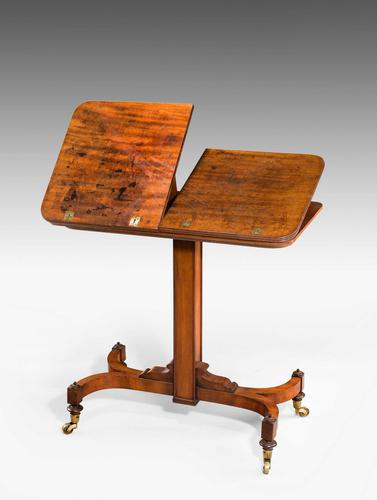 Regency Period Reading & Writing Table (1 of 5)