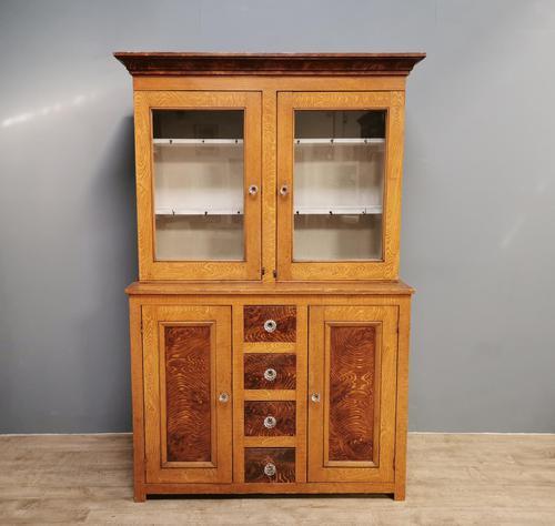 Glazed housekeeper's cupboard (1 of 6)