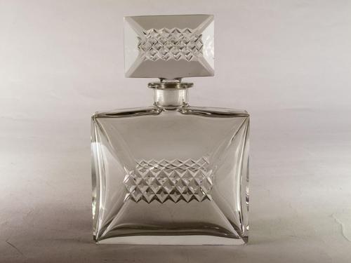 Art Deco Style Baccarat Perfume Bottle (1 of 4)