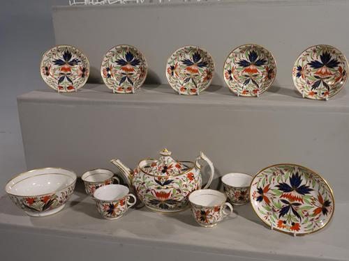 15 Pieces of Chamberlains Worcester Porcelain (1 of 4)