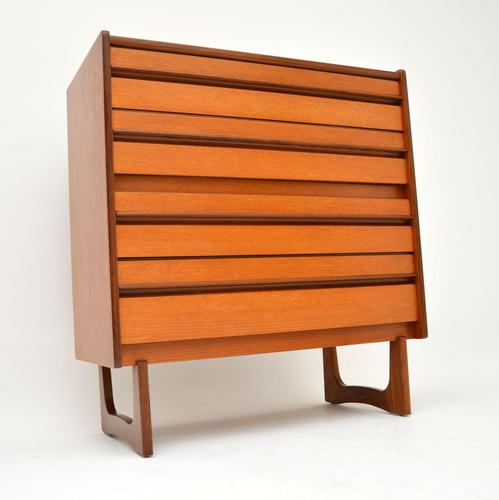 1960's Vintage Teak Chest of Drawers by William Lawrence (1 of 11)