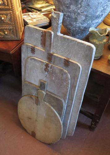Set of 19th Century Bakers Preparstion Boards (1 of 8)