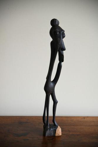 Makonde Shetani Sculpture (1 of 11)