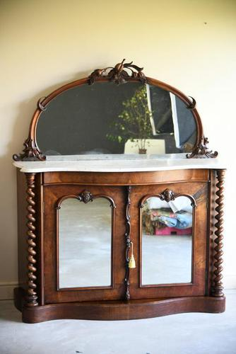 Victorian Marble Top Chiffonier (1 of 11)