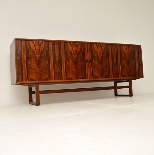 Danish Vintage Rosewood Sideboard by Axel Christensen (1 of 13)