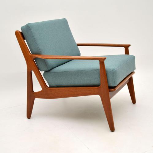 1960's Danish Teak Armchair by Arne Vodder (1 of 11)