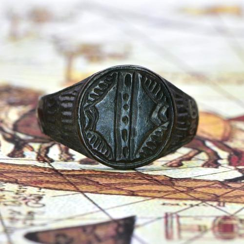The Ancient Medieval Traveller's Road Ring (1 of 5)