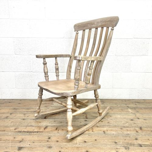 Late 19th Century Rocking Chair (1 of 8)