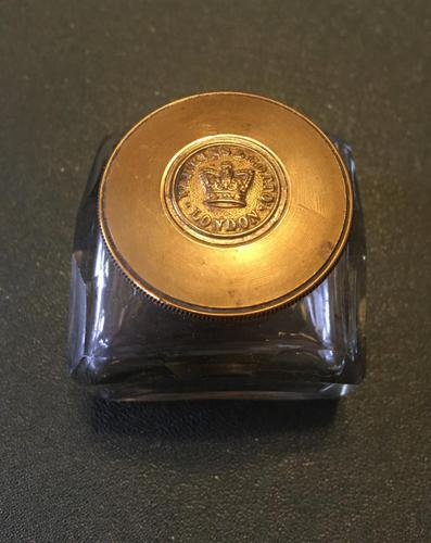 Parkins & Gotto Inkwell (1 of 5)